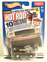 Hot Wheels 1:64 Hot Rod Magazine Target Excl. 1970 Mustang Mach I Real Riders