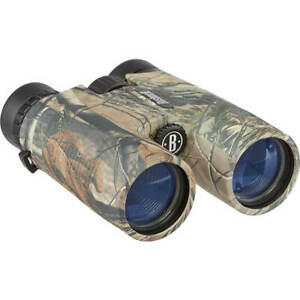 Bushnell Realtree AP Camo 10x42 Binoculars with Case #210142A