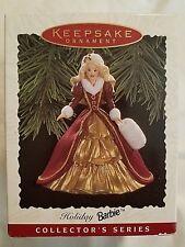 Holiday Barbie Hallmark Keepsake Ornament Collector's Series (1996)