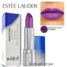 NEW IN BOX Estee Lauder Mattified Lipstick Rouge Mat 06 Smash 3.6g BIG SALE