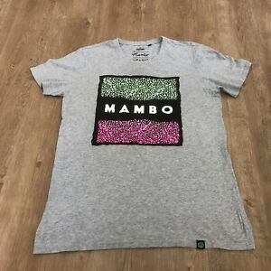 Old School Mambo Big Logo T Shirt Tee
