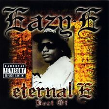 EAZY-E Eternal E Best Of CD BRAND NEW Gangsta Rap NWA Easy E
