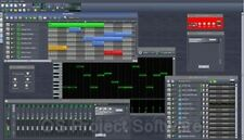 Multimedia Music Midi Audio Production Producer Studio Software PC MAC Program