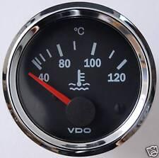 VDO CHROME indication Température Eau de refroidissement
