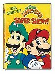 Super Mario Bros. Super Show - The Best Of Super Mario Bros. Super Show (DVD, 2…
