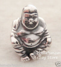 NEW Authentic 925 Silver PANDORA Similing BUDDHA~BUDDHISM Charm~Bead 790478