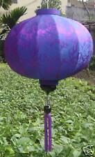 Lampion Seide lampen (Lila)