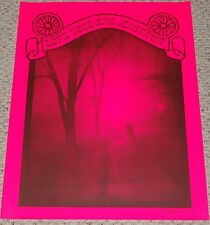 LET'S LOVE ONE ANOTHER Blacklight Poster 1968 Kersten Hippie Couple HORROR LOVE