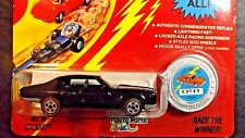 1993 JOHNNY LIGHTNING CUSTOM GTO  BLACK COMMEMORATIVE LIMITED EDITION CHALLENGER