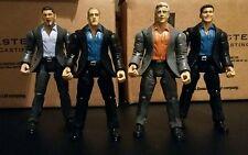 WWE Jakks evolución Triple H Ric Flair Randy Orton Dave Batista