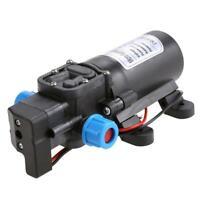 DC 12V 60W 5L/min Diaphragm High Pressure Water Pump Automatic Switch P0D 01