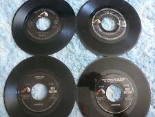 "4 JIM REEVES 45 RPM 7"" - Sold As Is"
