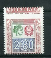 REPUBBLICA 2004 - ALTI VALORI 2,80 € - VARIETA' MNH