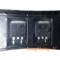 10PCS 2SJ412 Encapsulation:TO-263,High Speed,High Current Switching
