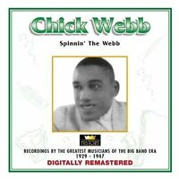 Chick Webb Spinnin' the webb (compilation, 1929-1947) [2 CD]