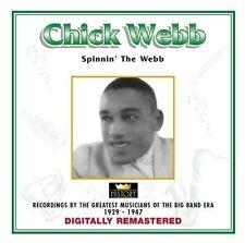 Chick Webb Spinnin 'The Webb (compilation, 1929-1947) [CD DOPPIO]