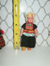 Souvenir Vintage Doll Ethnic Costume International