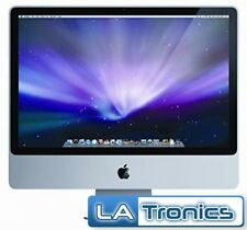 "Apple iMac A1225 Early 2009 24"" Intel Core 2 Duo 2.66GHz 2GB 500GB HDD MB418LL/A"