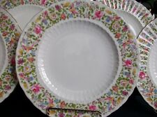 ROYAL CROWN DERBY-COTSWOLD #1010- DINNER PLATE (S) EXCELLENT! RARE! GILT!