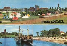 Alte Postkarte - Insel Poel