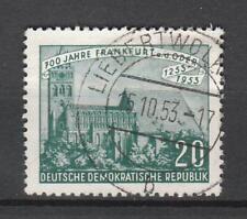 DDR: Nr. 359 mit seltenem Plattenfehler I Vollstempel Tagesstempel; TOP; 150,- €