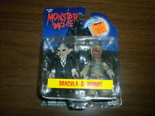 MONSTER MEZ-ITZ - DRACULA AND MUMMY 2003 on card moc