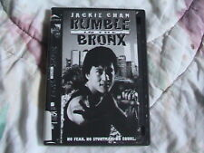 Rumble in the Bronx (DVD, 1996, 2 sided Widescreen/Fullscreen)