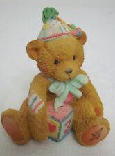 Cherished Teddies 911321 Age 2 Two Sweet Two Bear Mint