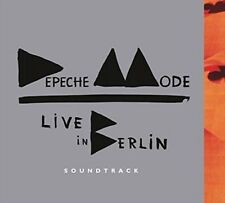 Live in Berlin [Digipak] by Depeche Mode (CD, Nov-2014, 2 Discs, Columbia (USA))