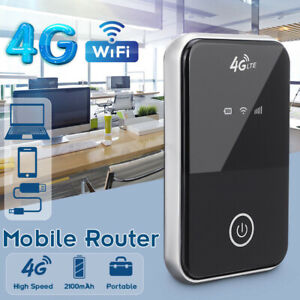 Pocket Portable 4G LTE Mobile Wireless WiFi Modem Router WLAN 150Mbit/s Hotspot