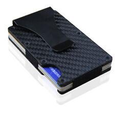 Smart wallet Geldbörse Portemonnaie in Carbon-Optik