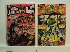 Green Lantern  77, 84. Lot of 2 G.   Green Arrow