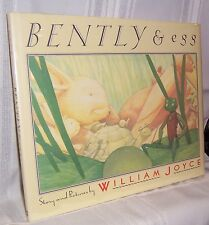 William Joyce BENTLY & EGG Childrens Singing Frog First edition, first printing!