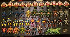 Lotto personaggi Masters of the Universe He Man Skeletor Clamp Champ