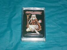 GROW LANSER 2 THE SENSE OF JUSTICE SMALL COLLECTORS CARDS WORKING DESIGNS SEALED