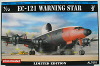 Plus Model AL7010 - EC-121 WARNING STAR + Resin Parts - 1:72 - Modellbausatz Kit