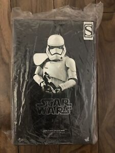 Hot Toys Sideshow Exclusive 1/6 Scale Squad Leader Stormtrooper