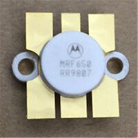 1PCS MRF650 Encapsulation:RF TRANSISTOR,Transistor