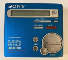 """Sony MZ-R70 MD Walkman MiniDisc Player Recorder - For Parts / """"As Is""""Not Working"""
