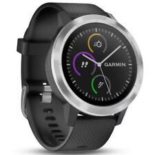 Garmin Vivoactive 3 HR GPS Multisport Smart Watch Black - Newly Overhauled