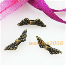 45Pcs Antiqued Gold Spacer Beads 8.5mm Jewelry Making DIY KA5253