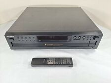 Sony 5 Disc Compact Disc Cd Player Changer Cdp-Ce375 w/ Remote Control Rm-D315