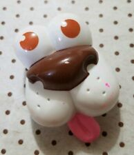 MR. POTATO HEAD MRS DOG FACE EYES NOSE PLAYSKOOL HASBRO REPLACEMENT PIECE ONLY