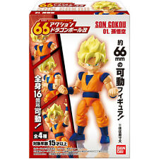 Dragon Ball Z 66 Kai Son Goku Action Figure NEW Toys Figures DBZ Anime