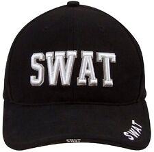 Deluxe Swat Low Profile Cap - 100% Cotton - Hook & Loop Closure 9722 Rothco