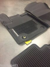 2014 2015 2016 2017 TUNDRA FLOOR MAT LINERS RUBBER ALL WEATHER CREW MAX OEM 3PC
