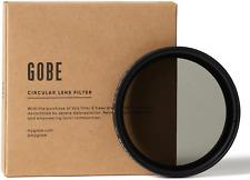 Gobe NDX 67mm Variable ND Lens Filter 1Peak