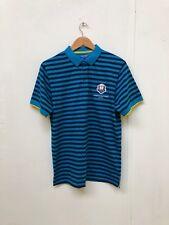 More details for ryder cup junior 2018 men's golf polo shirt top - medium - blue - new