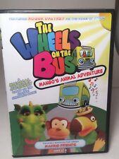 The Wheels on the Bus: Mango's Animal Adventure, Good DVD, Janie Laurel Escalle,