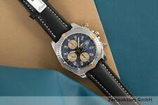 Breitling Chronomat Evolution Stahl / Gold Chronograph Automatik Ref. B13356